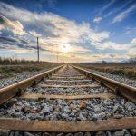初めての電車通勤。