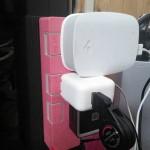 iPadを2台同時に充電できる2ポート合計4.2Aの超高出力USB電源アダプタ