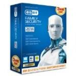 総合ウイルス対策ソフト「ESETセキュリティソフト」を買ってみた。