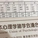 心理学検定8科目合格